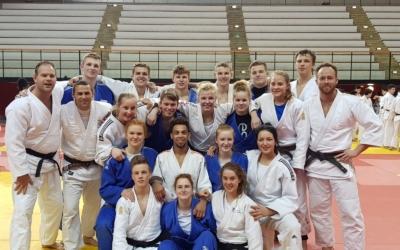 Judostage Parijs