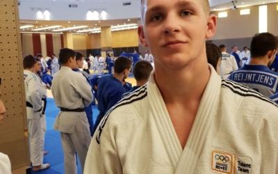 Kylian Bulthuis 7e European Judo Cup Sint Petersburg Rusland